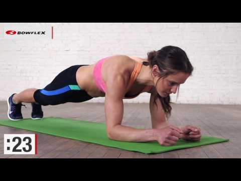 The Two-Minute Push-up and Plank Workout