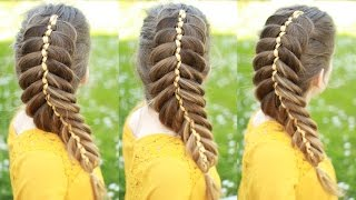 Hi Guys! I've had a few requests to do a Ribbon Braid, so today I'm...