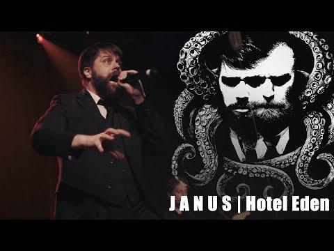 JANUS LIVE | Ein Aufstand alter Männer | Hotel Eden