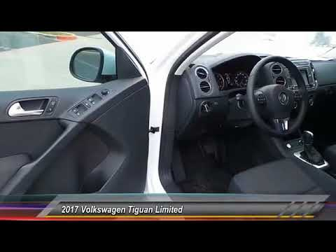 2017 Volkswagen Tiguan Limited Amarillo Texas PP0633