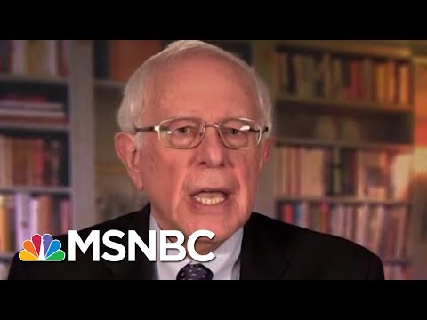 Bernie Sanders Joins Long List Of 2020 Democratic Candidates | Velshi & Ruhle | MSNBC