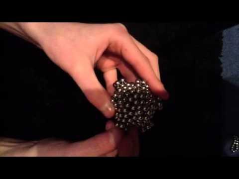 "Nanodots ""sea mine"" tutorial"