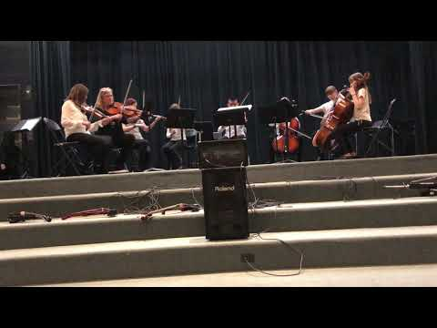 North Arvada Middle School Chamber Orchestra