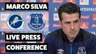 FA CUP TEAM NEWS + TRANSFER TALK | MILLWALL V EVERTON PRESS CONFERENCE
