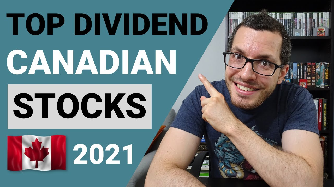 Best CANADIAN DIVIDEND Stocks in 2021 // Hold for Life // Passive Income Investing // TFSA & RRSP