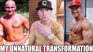 THE TRUTH ABOUT MY STEROID USE
