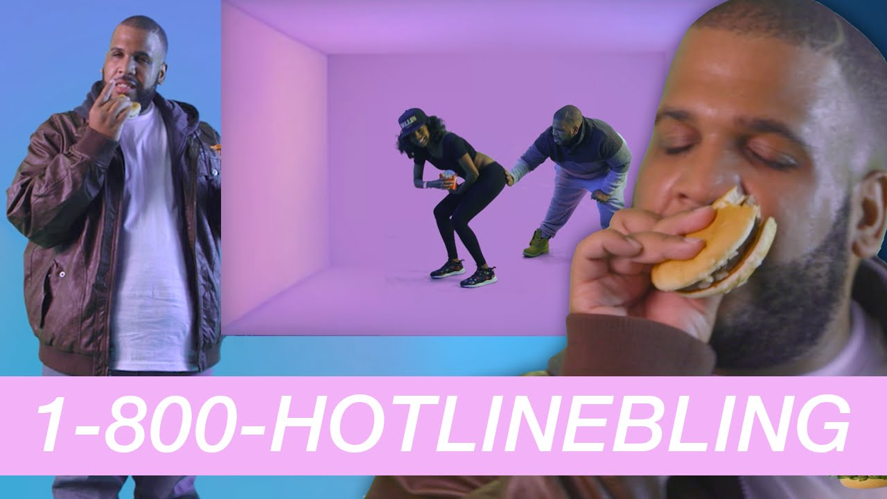 Celebrities Reading 'Hotline Bling' May Just Be The Best ...