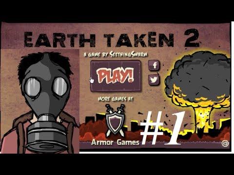 ALIENS! Let's play Earth Taken 2: part 1
