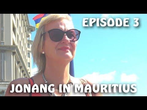 Port Louis & Le Caudan Waterfront Mauritius [JONANG FILMS] Episode (3)
