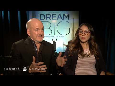 Greg MacGillivray & Angelica Hernandez Inspire Kids to DREAM BIG