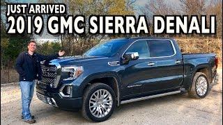 Just Arrived: 2019 GMC Sierra Denali on Everyman Driver