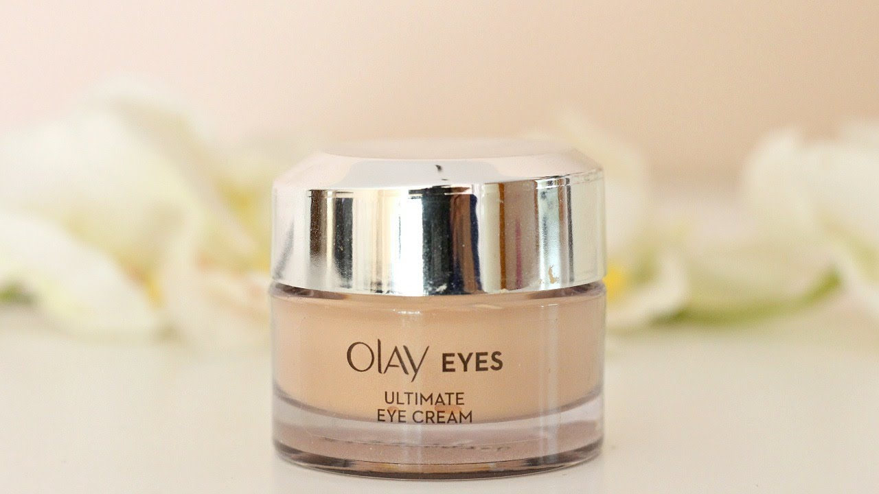 Olay Eyes Ultimate Eye Cream Review Youtube