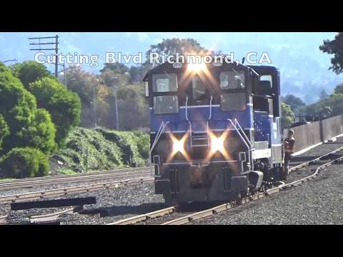 HD- Richmond Pacific Action ft. Switching, Friendly crew, & more in Richmond!