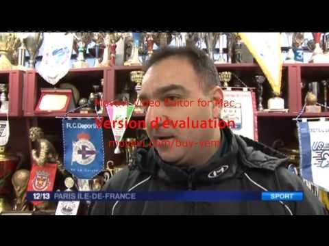 12/13 France 3  Tabac de l'alma
