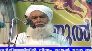 ത ജ ല ഉലമ അന സ മരണ e sulaiman usthad speech karuvanthiruthi speech 10 02 2