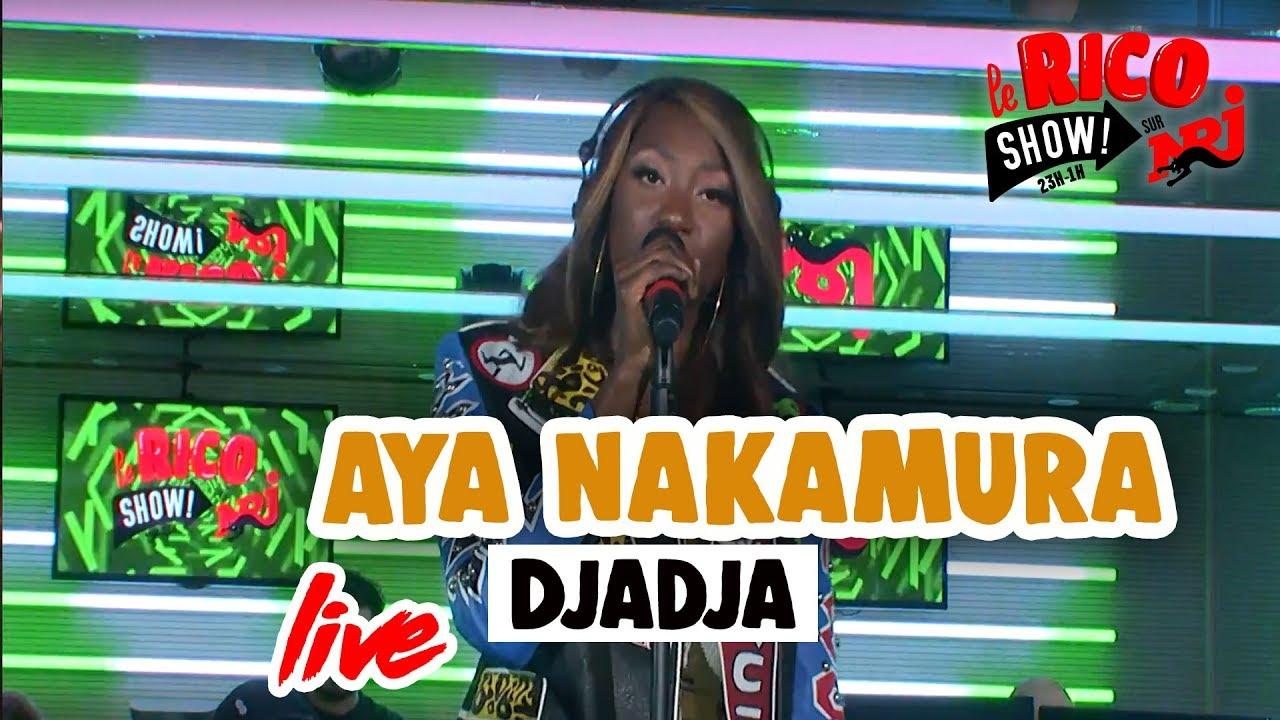 "Aya Nakamura ""Djadja"" Live - Le RicoShow sur NRJ"