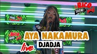 Aya Nakamura Djadja Live - Le Rico Show sur NRJ