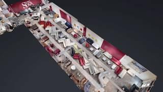 Eurosofa, kožené sedacie súpravy
