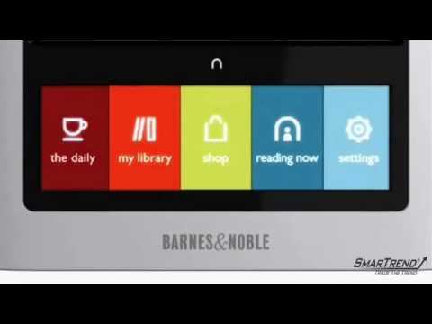 News Update: Barnes & Noble (NYSE:BKS) nook eBook Reader Available in Stores This Week