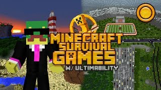 Minecraft Survival Games 5 - Screw the flint and steel!