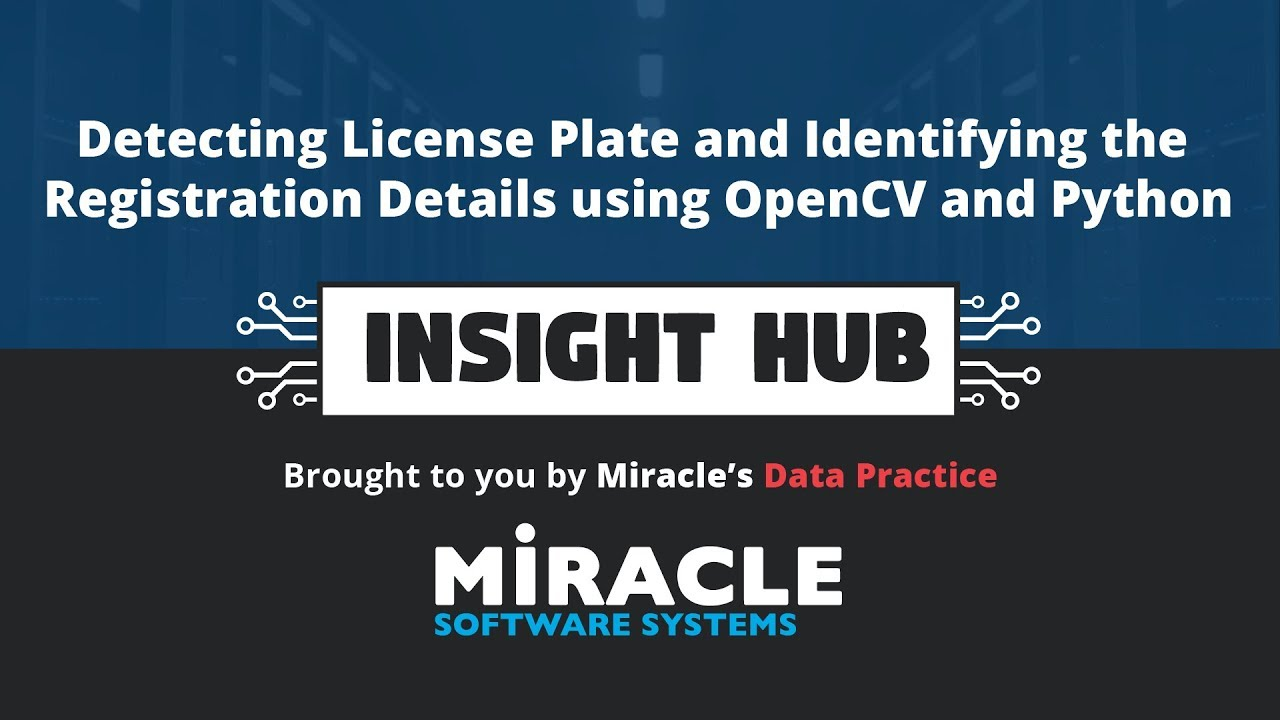 Detecting License Plate and Identifying the Registration Details using  OpenCV and Python