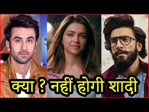 OMG! Deepika Padukone And Ranvir Singh Won't Get Married Due To Ranbir Kapoor - HUNGAMA