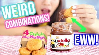 7 Weird Fast Food Combinations You NEED To Try!
