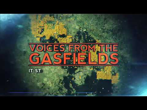 Fracking Truth!! 'Voices From the Gasfields' Documentary!!!