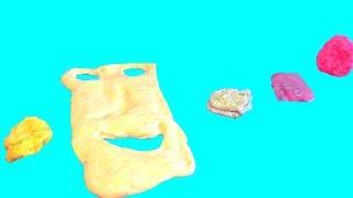 Слайм челлендж. Slime challenge. Как сделать слайм за 5 минут в домашних условиях. Diy Slime.