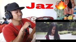 REACTION Dari Mata JAZ by Hanindhiya Feat Barra