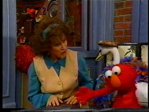 Sesame Street - Scenes from 3393