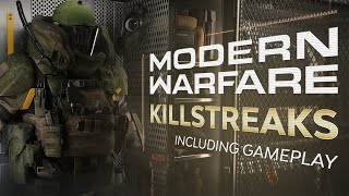 All Killstreaks (Gameplay) | Call of Duty: Modern Warfare