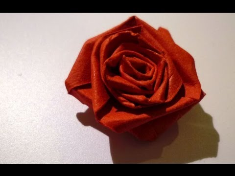 Quilled Roses Roses En Papier Roulé Youtube