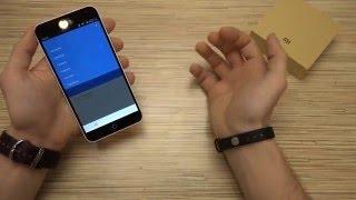 Xiaomi Mi Band 1S (Pulse) розпакування і підключення до смартфону популярного фітнес-трекера!