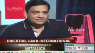 LAVA S12 Review on NDTV Profit