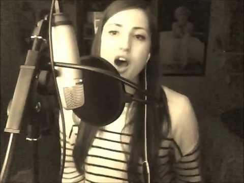 Amy Morris - Again (Bruno Mars Cover)