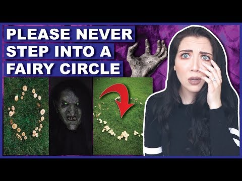 NEVER Accidentally Step Inside A Fairy Circle