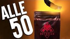 ALLE 50 OUTBREAK PACKS ÖFFNEN! | RAINBOW SIX: SIEGE
