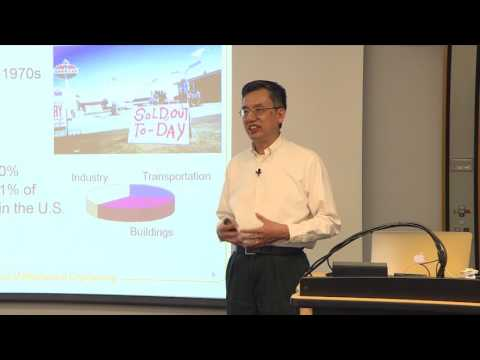 Faculty Colloquium: Dr. Qingyan Chen