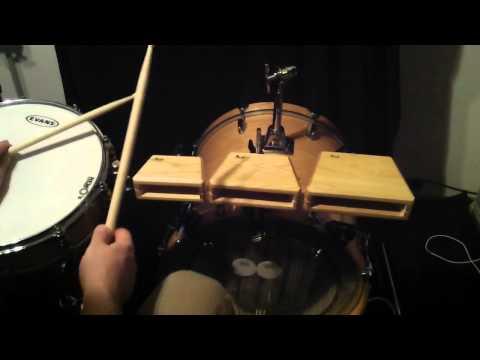 HD VIDEO Pearl Ash Tone Block comparison PAB-20 (High) PAB-50 (Medium) PAB-100 (Low)
