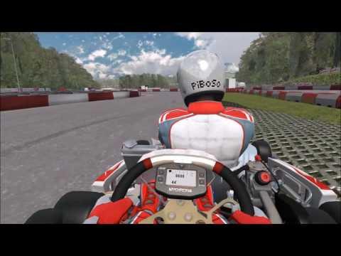 Kart Racing Pro: Racing My Ghost! (Kart Sim)