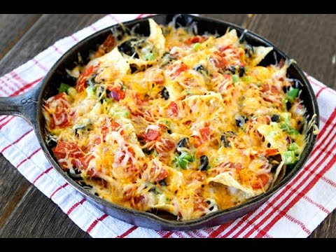 Pizza Nachos  YouTube
