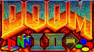 vuclip Easter Eggs - DOOM - I - II - Final - SNES - N64 - PS1