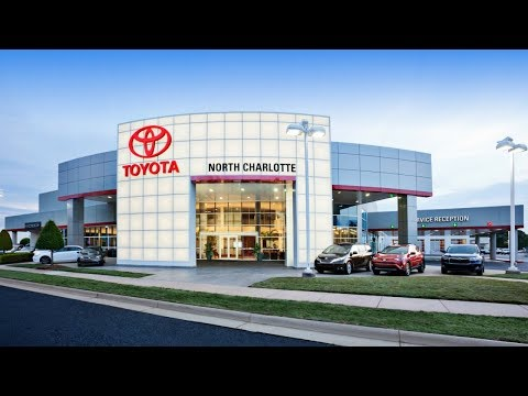 Why Shop At Toyota Of North Charlotte?