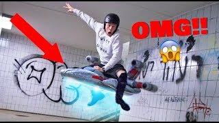 Ich teste ein fliegendes Luftkissen !! 😱 lustige Fanpost auspacken II RayFox