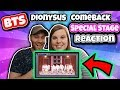[BTS - Dionysus] Comeback Special Stage | M COUNTDOWN 190418 EP.615 Reaction