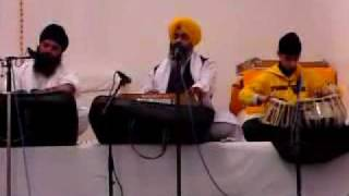 Bhai Major Singh Ji and Gagandeep Singh  Gurdwara Köln-Porz part 1