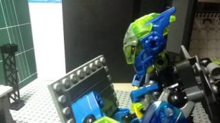 Five Nights at Bionicle's- (Lego Hero Factory & Bionicle)