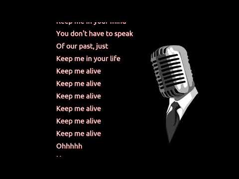 Khalid - Keep Me (lyrics)