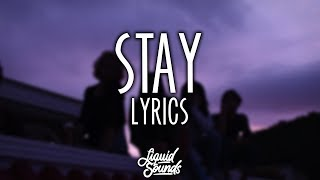 Post Malone - Stay (Lyrics / Lyric Video) [Beerbongs & Bentleys] // TALK Cover